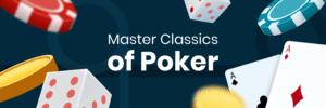 Masters Classics of Poker – 13 t/m 20 November 2021